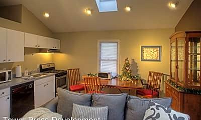 Living Room, 2603 W 11th St, 0