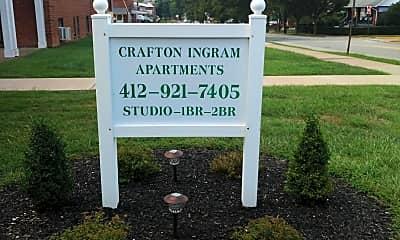 Craftoningram Apartments, 1