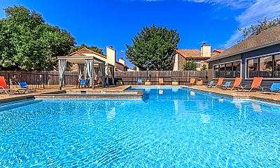 Pool, Ventana Apartment Homes, 1