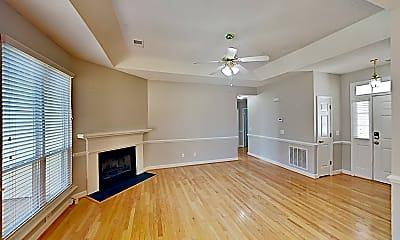 Living Room, 111 Walnut Grove Cir, 1