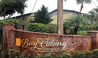 Bay Colony Apartments, 1
