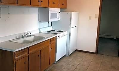 Kitchen, 1025 Washington St, 1