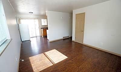 Living Room, 2176 S Sherman St, 2