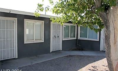 Building, 2612 E Mesquite Ave 3, 2