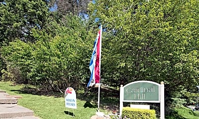 Community Signage, Cardinal Hill, 2