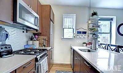 Kitchen, 12 Charles St, 1