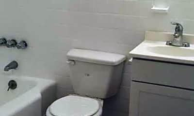 Bathroom, Wynmawr Court, 2