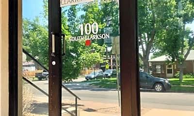 Patio / Deck, 100 S Clarkson St, 2
