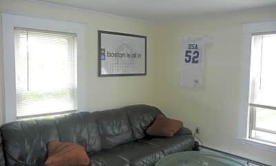 Bedroom, 164 Sawyer Street, Unit  #2, 2