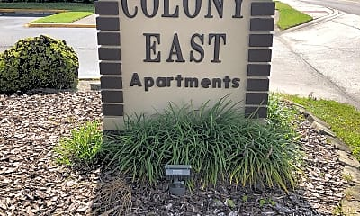 Colony East Apartments, 1