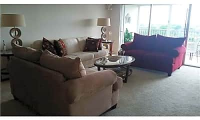 Living Room, 3150 N Palm Aire Dr, 0