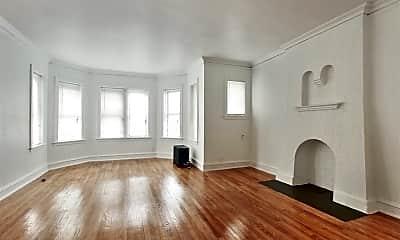 Living Room, 1748 E 71st Pl, 1