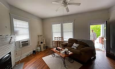 Living Room, 400 S Holly St A, 1