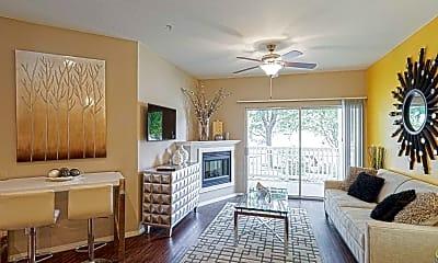 Living Room, One Belmar Place, 1