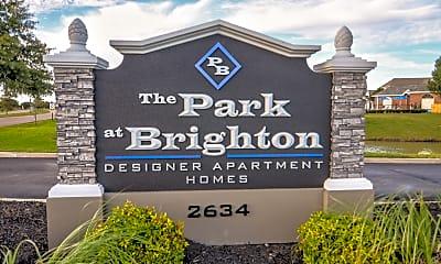 Community Signage, The Park at Brighton, 2