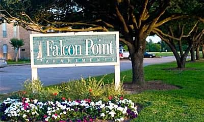 Falcon Point Apartments, 1