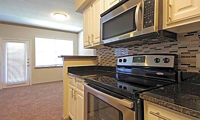 Kitchen, Heights Of Cityview, 1