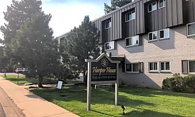 Harper House, 1