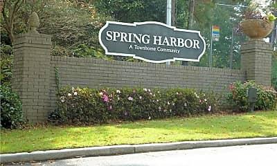 Community Signage, 3398 Misty Harbor Trail, 1
