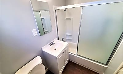 Bathroom, 1654 Dwight Way A-H, 2