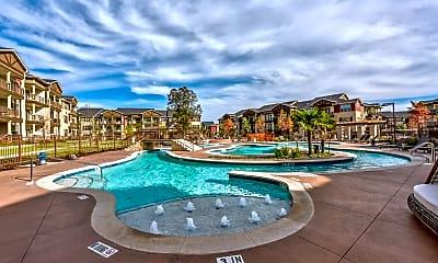 Pool, Park at Crystal Falls, 0