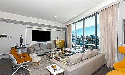Living Room, 3250 NE 188th St 408, 1