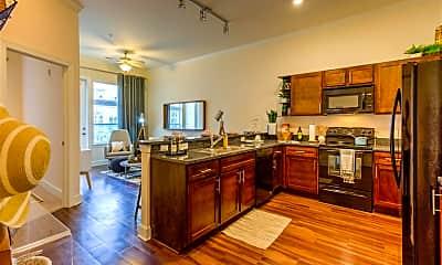Kitchen, Lake Lofts at Deerwood, 1
