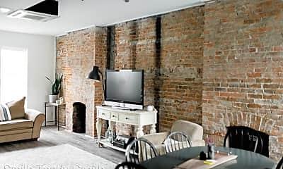 Living Room, 166 S 18th St, 1