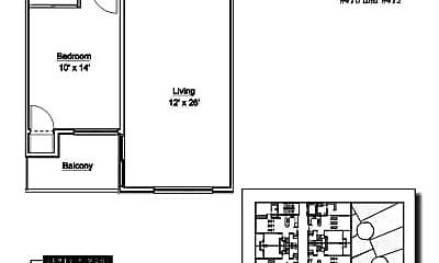 Living Room, 2310 N Oakland Ave, 1