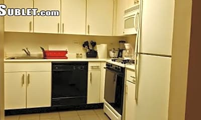 Kitchen, 1 River Ct, 2