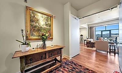 Living Room, 10776 Wilshire Blvd 1203, 1