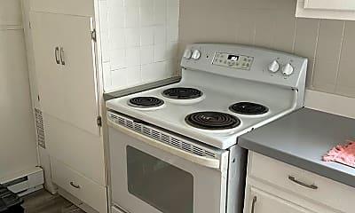 Kitchen, 513 Oak St, 2