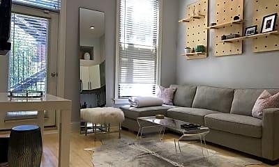 Living Room, 290 Columbus Ave, 0