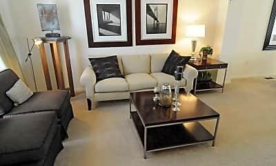 Living Room, Brownstones, 1