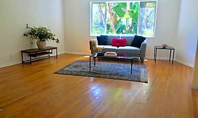 Living Room, 421 San Vicente Blvd, 1