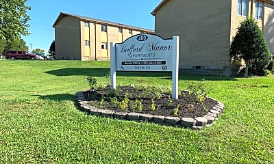 Bedford Manor Apartments, 1