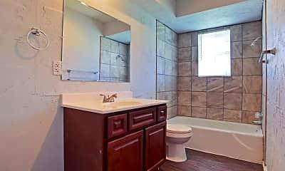 Bathroom, South Shore Apartments, 2