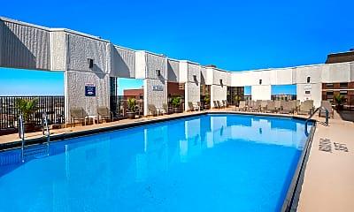 Pool, 1111 North Dearborn, 1