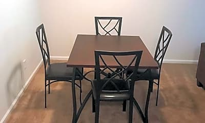 Dining Room, 1706 Vineyard Dr N, 1