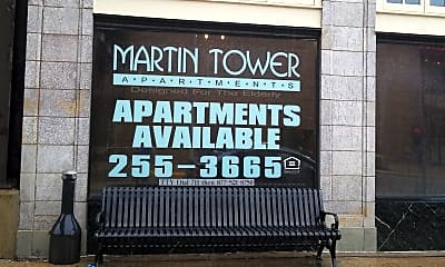 Martin Tower Apartments, 1