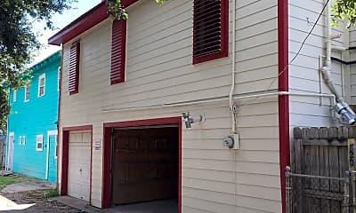 Building, 820 Broadway Avenue J, 2