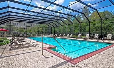 Pool, Arella Forest Active 62+ Senior Community, 0