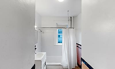 Bathroom, 1788 Beacon St., #4A, 2
