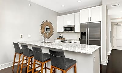 Kitchen, 850 Lakeshore Drive, 0