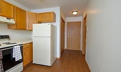 Kitchen, Ashbury Apartments, 1