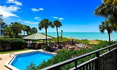 Pool, 2618 Gulf Blvd 107, 0