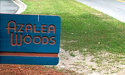 Azalea Woods Apartments, 1
