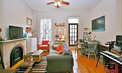 Living Room, 47 St Marks Ave 2, 2