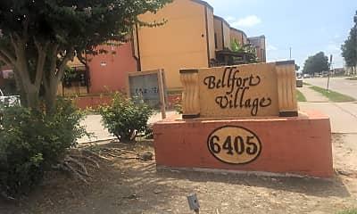 Bellfort Village, 1