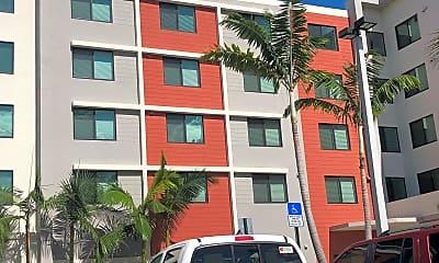 Stirrup Plaza Apartments Phase II, 1